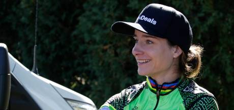 Marianne Vos wint in Waterloo