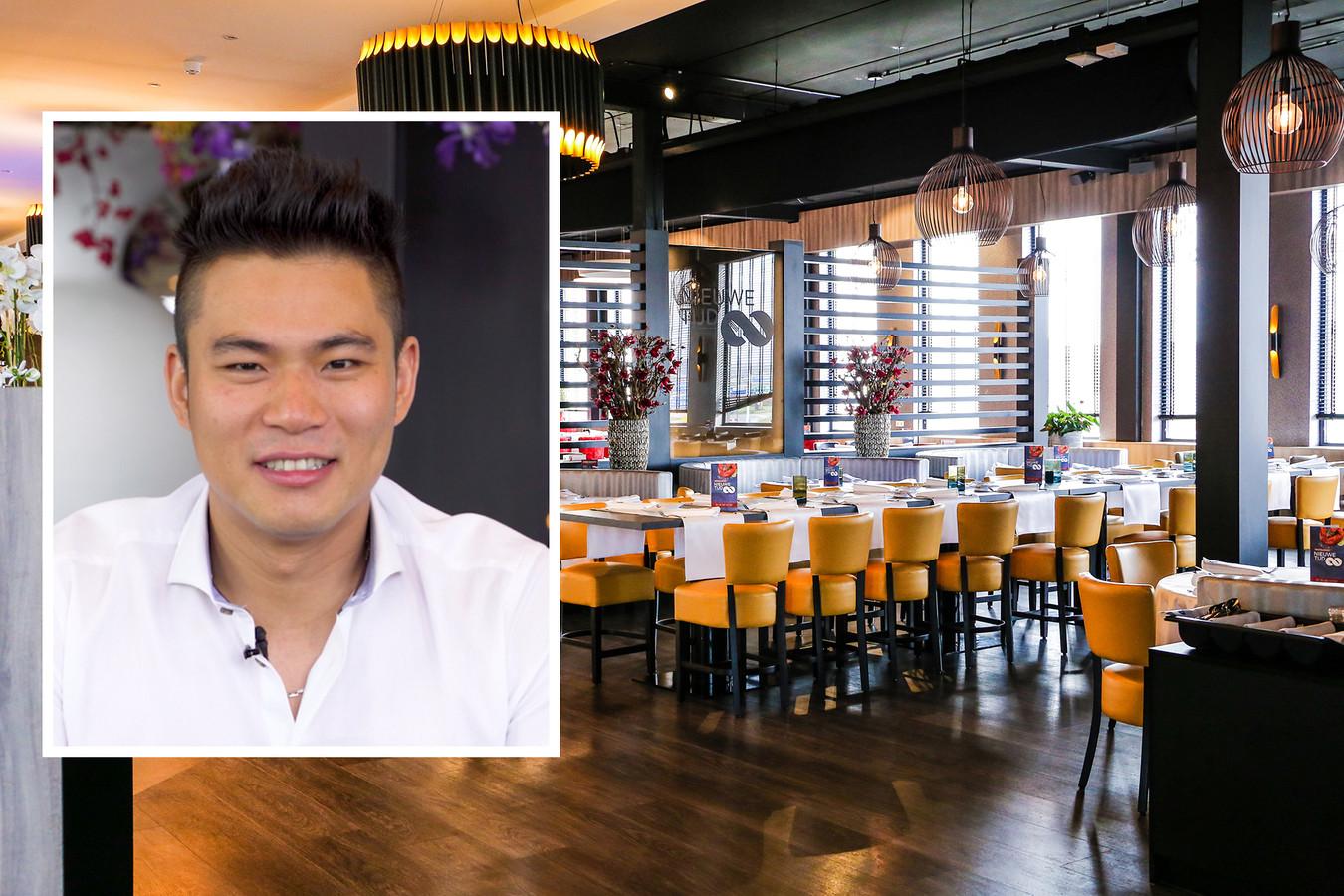 Michael Yang, eigenaar van Nieuwe Tijd.