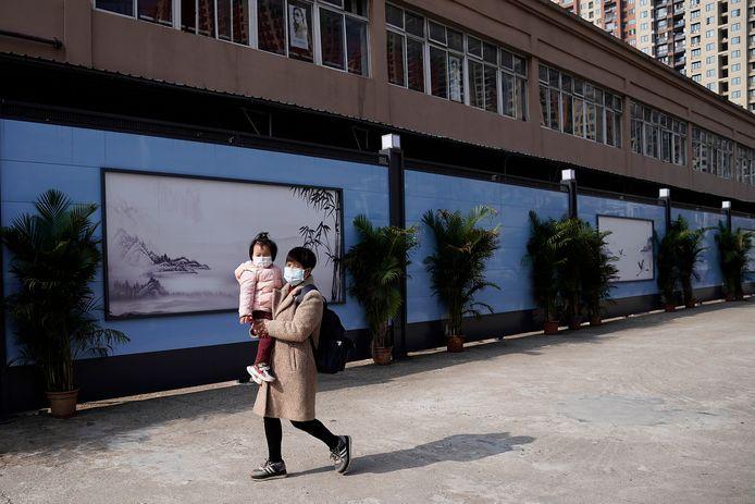 De Huanan Seafoodmarkt is al bijna een jaar dicht.