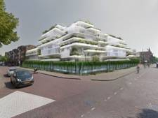 Het Gooi: alternatief plan voor hoek Goirle. Half-ondergronds parkeren