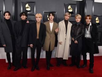 BTS met vier awards grote winnaar MTV EMAs