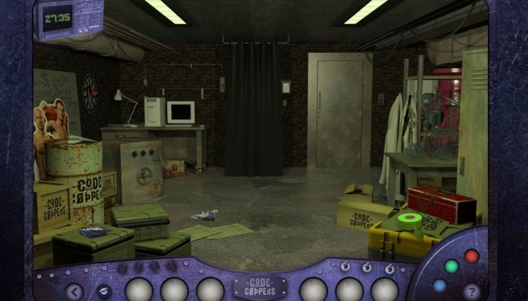 'Code Van Coppens', het spel.