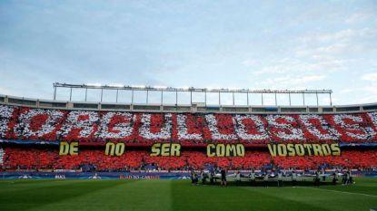 Hoe de indrukwekkende tifo in Vicente Calderon eigenlijk kurkdroog antwoord was op plaagstoot van Real-fans