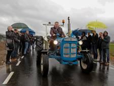 Dordtse weg voor landbouwverkeer open