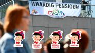 "Pinokkiotest: ""Pensioenkloof tussen België en omliggende landen loopt op tot 50 procent"""