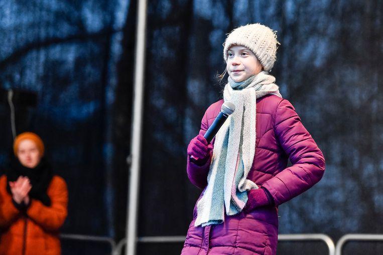 Nieuwe biografie Greta Thunberg: 'Ze leed aan anorexia'