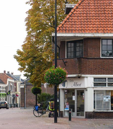 Kapper Ten Asbroek hield jaren stand tegen Haaksbergse centrumplan, maar lijkt nu overstag