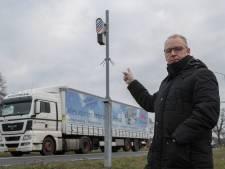 Hoger beroep na negen boetes door 'op hol geslagen flitspaal'