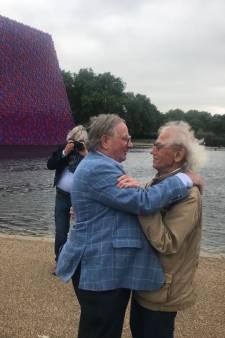 Drijvend kunstwerk in Londen van 7.506 Oosterhoutse vaten: 'Het lijkt net gefotoshopt'