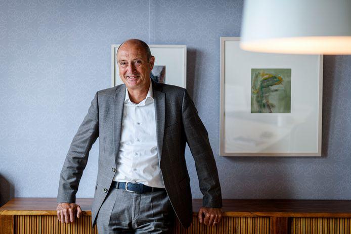 Gemeentesecretaris Jan Eshuis gaf in 2018 opdracht voor het rapport. De gemeenteraad wist nergens van.