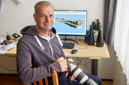 Stefan Goossens van reisbureau 4Aviation uit Uden organiseert reizen voor spotters.