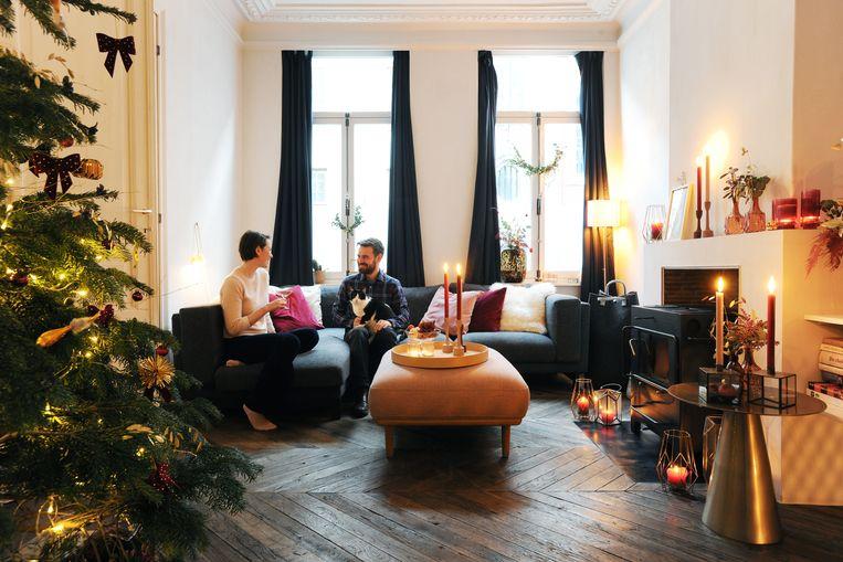 De woning van de familie Vanacker in Gent.