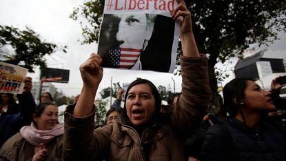 Ecuador pakt 'handlanger' Assange op