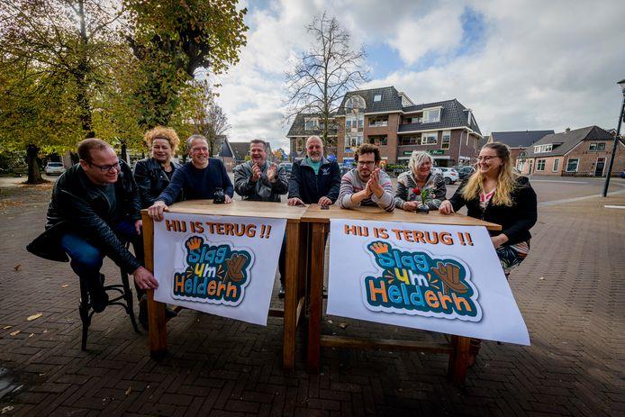 Hellendoornse horeca-ondernemers hebben groot nieuws: De Slag um Heldern is terug!