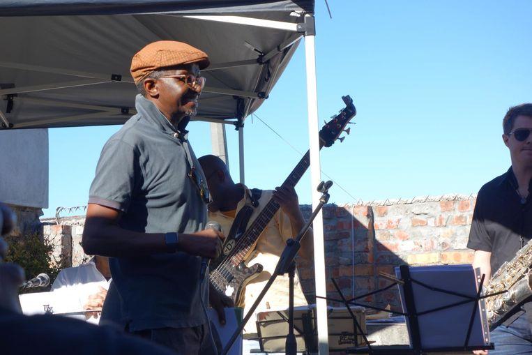 Koko Kalashe, de inspirator. Beeld wb