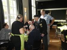 Kleine zeventig veteranen bijeen in De Rots in Boxtel