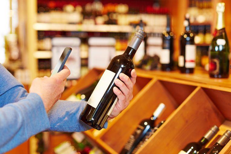 Met deze wijnapps kies je altijd de beste wijn in de supermarkt