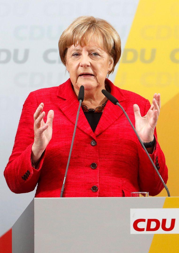Angela Merkel: van natuurkundige tot de machtigste vrouw van de wereld Beeld epa