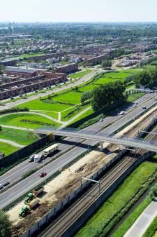 Minister pompt honderden miljoenen extra in bredere A15 tussen Papendrecht en Gorinchem