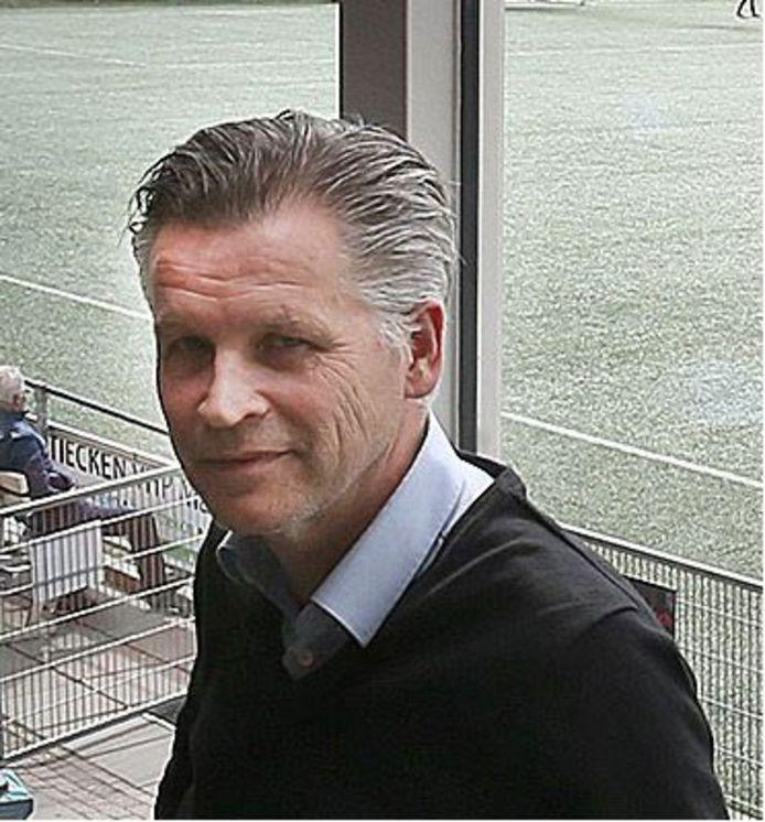 Jos Marissink, voorzitter van FC Bergh.