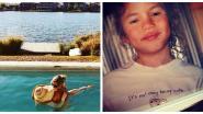 SHOWBITS. Kathleen Aerts geniet in Zuid-Afrika en wie is dat schattige meisje?