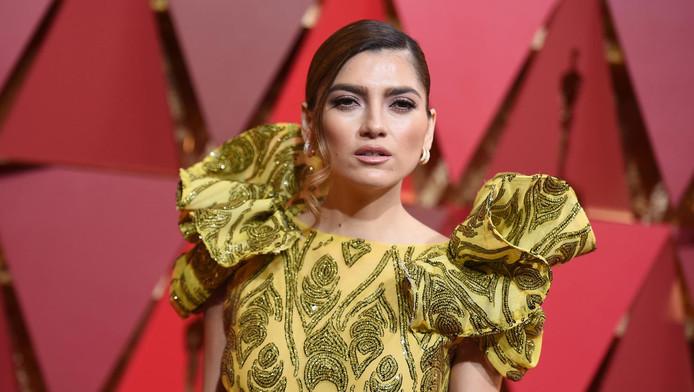 08c9ff3bfd49f0 On l'accuse d'être sans culotte aux Oscars: sa réaction | Tendances ...