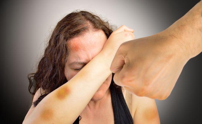 Ter illustratie, huiselijk geweld