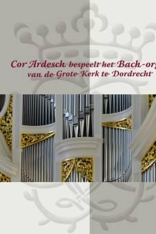 Organist Cor Ardesch laat zich inspireren door een meesterstuk uit Verschuerens werkplaats