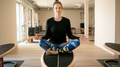 """Zelfs yoga op een surfplank of in hangmat: """"Wil iets nieuw bieden met Pure Life Studio"""""""