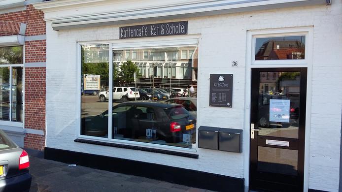 Tot ongeveer half november is Kat & Schotel nog van woensdag tot en met zaterdag geopend.