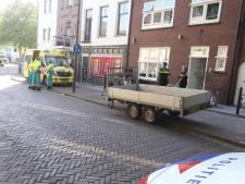 Kind komt onder aanhanger in Zaltbommel, slachtoffertje gewond naar ziekenhuis