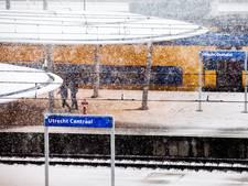 Eerste treinen richting Amersfoort rijden weer, Gouda onbereikbaar