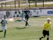 Voetbalclub schorst speler na gefilmde doodschop, KNVB start onderzoek