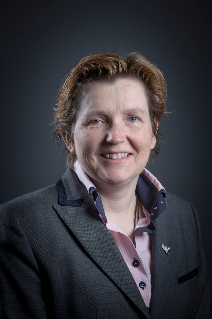 Patricia van der Kammen, lid van de PVV in Provinciale Staten Noord-Brabant.