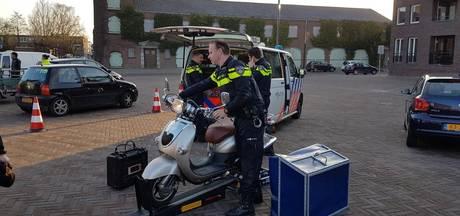 Politie schrijft boetes uit bij verkeerscontroles in Waalwijk, Dongen, Kaatsheuvel en Waspik