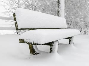 Les Hautes Fagnes se réveillent sous un amas de neige