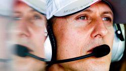 """Schumacher """"bij bewustzijn"""" in Parijs, """"maar hij zal nooit nog wandelen"""""""