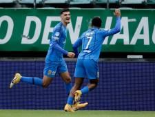 ADO kan ook tegen tien man van Vitesse geen vuist maken