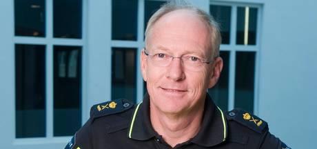 Oscar Dros nieuwe baas politie Oost-Nederland
