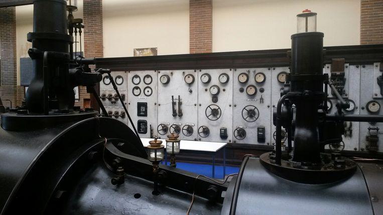 De stoommachine was al sinds 1978 beschermd.