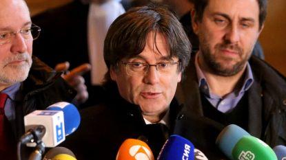 Nog geen beslissing over Europees aanhoudingsbevel Puigdemont: raadkamer wacht op uitspraak Europees Hof van Justitie