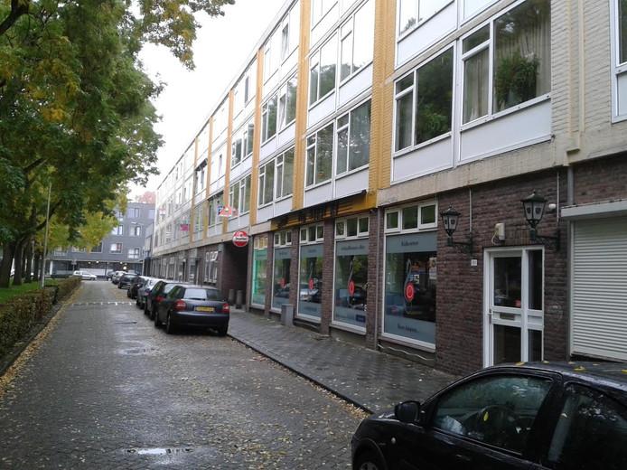 Eetacafé Sikiriki aan de Tilburgse Trouwlaan.