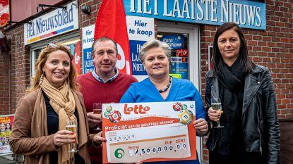Twee West-Vlamingen winnen 3 miljoen euro met Lotto en willen vooral reizen en... sparen