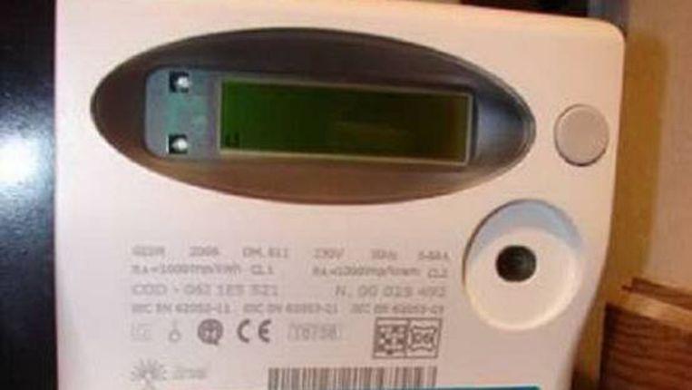 De 'slimme energiemeter' die Oxxio een paar jaar geleden al introduceerde. Beeld