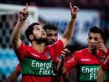 Poll: 'NEC'er Achahbar komt het best tot zijn recht als aanvallende middenvelder'