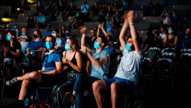 21.800 (!) cultuurliefhebbers vonden ondanks alles de weg naar Take Care-festival