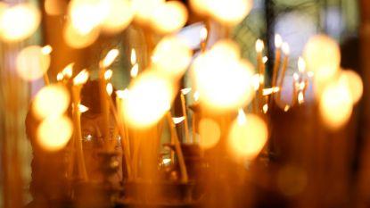 Wereldlichtjesdag in Sint-Amandskerk