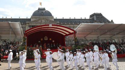 Nationale feestdag: militair defilé in Brussel trekt 100.000 toeschouwers