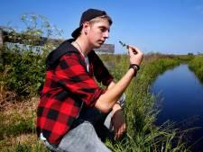 Jonathan Leeuwis is boswachter en luncht bijna iedere dag in de natuur