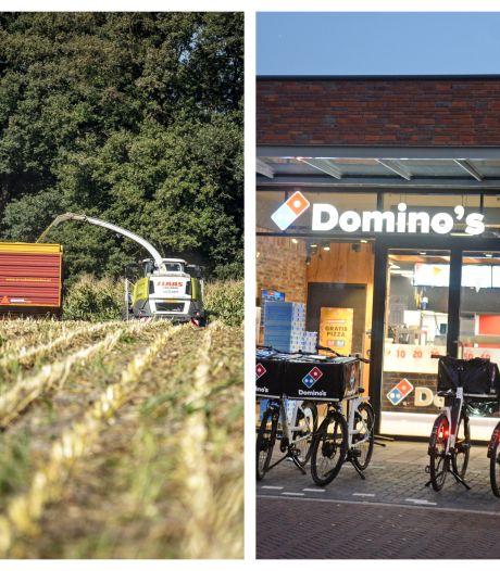 Gemist? Domino's in Enschede doet cash geld in de ban en spookrijder uit Almelo verdacht van opzet